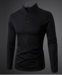 Long Sleeve T Shirts For Men | Cheap Best Mens Long sleeve Tshirts On Sale Online At Wholesale prices | Sammydress.com Page 2