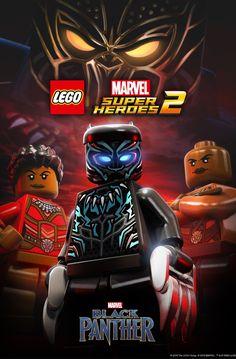 Le contenu de LEGO Marvel Super Heroes 2 continue de s'enrichir avec l'arrivée d'un nouveau héros. Alors que la sortie du film approche à grands pas, Warner Bros. Interactive Entertainment et TT Games annoncent que c'est Black Panther qui a le droit désormais à un Pack Aventure dans leur jeu. Ce DLC proposé au prix de 2.99€ propose un nouveau niveau et des personnages inspirés du film de Marvel et vous pourrez découvrir out cela dans le dernier trailer mis en ligne ci-dessous. En savoir plus…