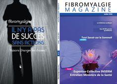 Fibromyalgie Magazine 4 - Couv