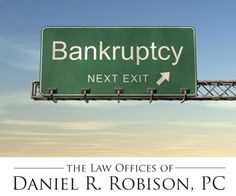 Get a fresh start. Talk to Dan Robison, your St George Bankruptcy Law expert. www.robisonlaw.net/