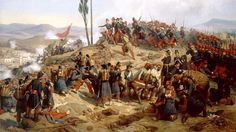 Conquest of Algeria in 1837, Oct-10 Enemy repulsed in the heights of Coudiat-Ati - Horace Vernet