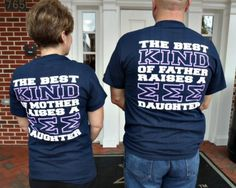 true. hopefully one of my nieces (or daughter if i have one) will pledge TriSigma in college since they are a legacy :)