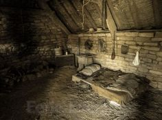 peasant hovel interior - Google Search