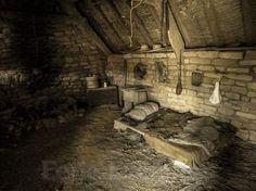 peasant hovel interior - Google Search