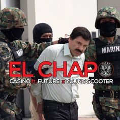 New Music : Casino - El Chapo FT Future & Young Scooter - #THISIS80