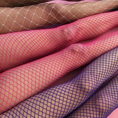 Fishnet fun~ http://www.dollskill.com/?search=fishnets&page=1