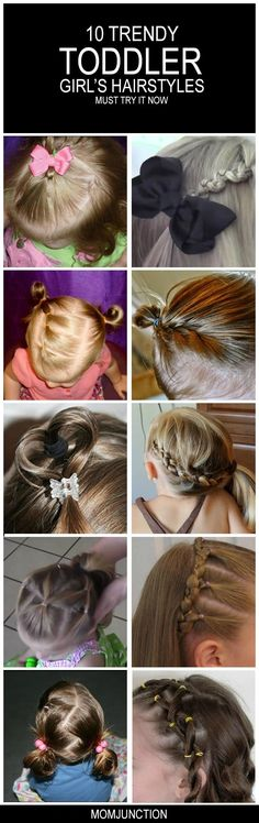 If you are confused about the right hairstyle for your baby, take a pick of the cute toddler girl hairstyles listed here! If you are confused about the right hairstyle for your baby, take a pick of the cute toddler girl hairstyles listed here! Cute Toddler Girl Hairstyles, Little Girl Hairstyles, Bob Hairstyles, Short Haircuts, Trendy Hairstyles, Wedding Hairstyles, Homecoming Hairstyles, Layered Haircuts, Party Hairstyles