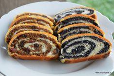Baigli cu nuca si mac Tortellini, Lucky Cake, Dessert Drinks, Desserts, Mac, Ratatouille, Pesto, Mousse, Hamburger