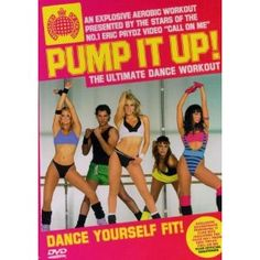 96a22aa56b826 Ministry Of Sound  Pump It Up! The Ultimate Dance Workout DVD  Amazon.co.uk   Pump It Up!  DVD   Blu-ray