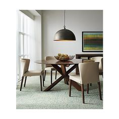 Shades of blue and grey, maze motif of thick wool.  Trystan - 9x12 for dining room