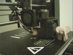Using OctoPrint remotely to sweep my elephant models off the print bed and print more. I should have a half dozen on the floor when I get home.