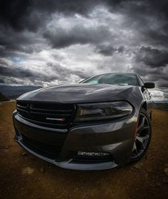 Style for miles. #Dodge #Charger