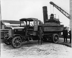 The Clydesdale Motor Truck Company built truck bodies in Clyde, Ohio, between 1917 and 1939. The trucks were marketed in the U.S. and other countries, and many were used in World War I. Two of the special features available on the trucks were a special type of radiator and a patented automatic controller that acted as a governor.
