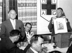 1959. HIAG Treffen mit u.a. Sepp Dietrich und Kurt Meyer.