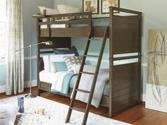 smartstuff | Varsity | All American Bunk Bed (Twin)