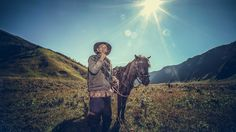 Horse Rental in Bromo Mountain | Mr. Hasan
