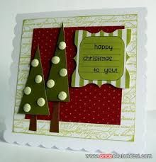 tarjetas navideñas hechas a mano - Buscar con Google