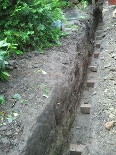 Eine Gartenmauer Im Stil Einer Ruine Aus Sandstein | Garten | Pinterest |  Gardens