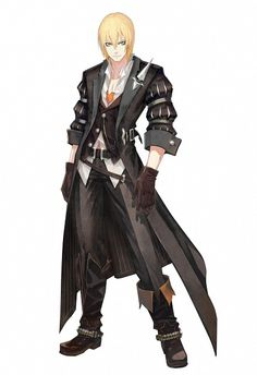 Minoru Iwamoto, Namco, Tales of Berseria, Eizen, Official Digital Art