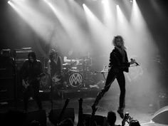 There's in the air. Hanoi Rocks, Concert Photography, Black And White Photography, Summer, Black White Photography, Summer Time, Bw Photography