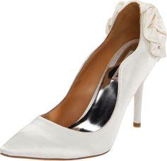 Amazon.com: Badgley Mischka Women's Wysdom II Pump: Badgley Mischka: Shoes