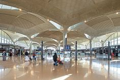 Five Striking New Airline Terminals Photos | Architectural Digest
