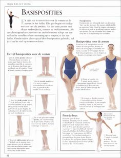 Everyone needs to master the basics to become a prima ballerina.