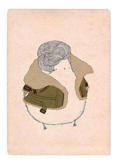kate wilson, vogue bird