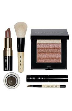 Bobbi Brown Makeup Party Kit.  I'm obsessed with these colors.  Bobbi Brown is my favorite.