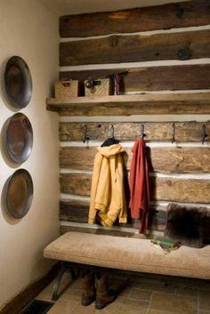 Mudroom Cottage Style