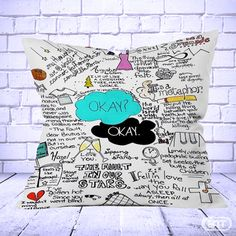 Best The Fault In Our Stars white Pillow Cases