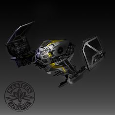 Death Adder tie fighter squadron https://www.behance.net/gallery/23380377/Tie-Fighter-redesign
