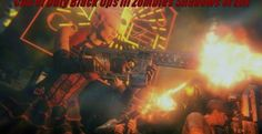 Call of Duty Black Ops III Zombies Shadows of Evil - Frikipandi