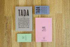 Apple go TADA on handcrafted notebooks   Creative Boom Blog   Art, Design, Creativity