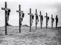 Armeense meisjes werden gekruisigd...!!