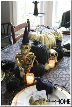 spooky decor - Google Search