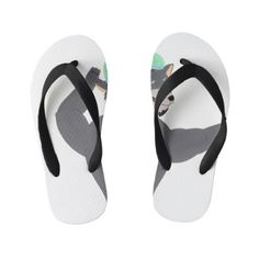 OP8TI KID'S FLIP FLOPS - diy cyo customize create your own personalize
