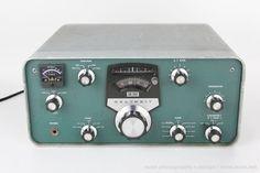 VINTAGE HEATHKIT SB-301 HAM RADIO RECEIVER 80-10 METER  #HEATHKIT