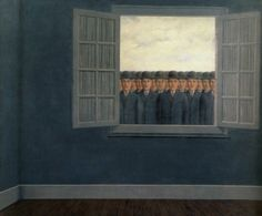 1959 Magritte Le Mois des vendanges, 130x162 cm