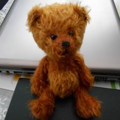 Teddy Bear. 6  inches, Wants new Home.