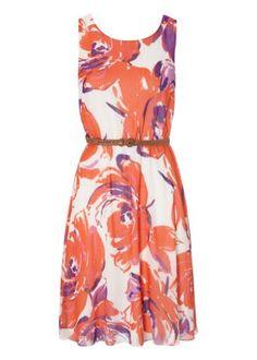 3e3d5d23 Chiffon Midi Floral Prom Dress #MatalanMostWanted Style Wish, Minimalist  Fashion, Two Piece Skirt