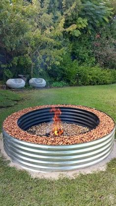 "Get terrific recommendations on ""outdoor fire pit ideas"". They are accessible fo. - Get terrific recommendations on ""outdoor fire pit ideas"". They are accessible for you on our we - Fire Pit Area, Diy Fire Pit, Fire Pit Backyard, Backyard Patio, Backyard Landscaping, Landscaping Ideas, Backyard Seating, Fire Pit For Deck, Fire Pit Gazebo"