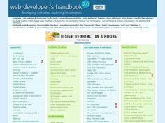 Webpage Design Related Links