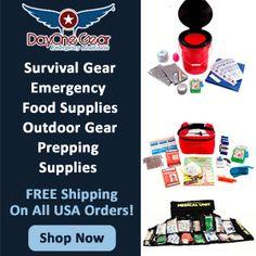 Emergency Foods Emergency Preparedness Gear, Emergency Food Supply, Survival Prepping, Survival Gear, 2018 Christmas Gifts, Prime Day Deals, Long Term Food Storage, Gears, Foods