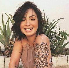 … – tattoos for women half sleeve Boho Tattoos, Girl Arm Tattoos, Life Tattoos, Sexy Tattoos, Tatoos, Shoulder Tattoos For Women, Sleeve Tattoos For Women, Piercings, Piercing Tattoo