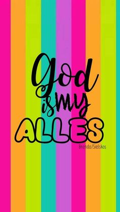 God is my alles I Love You God, My Love, Afrikaans Quotes, Qoutes, Religion, Wisdom, Faith, Sayings, Words