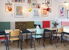 TRIED & TESTED: CAFE COMETA BARCELONA #dwell