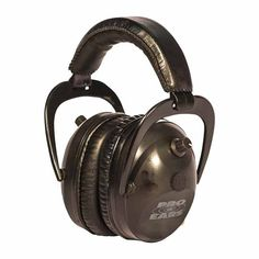 The Pro Tac 300 electronic ear muffs are a great all around ear muff. The versatile cup design is perfect for hunters. Electronic Ear Muffs, Sporting Clays, Shooting Range, Cup Design, Earmuffs, Circuit Board, Hand Guns, Over Ear Headphones