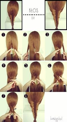 Basic Weaves and Braids Step by Step Guide for Beginners 010