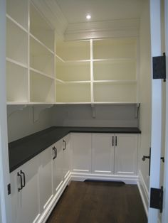 To make the pantry more organized you need proper kitchen pantry shelving. There… To make the pantry more organized you need proper kitchen pantry shelving. There is a lot of small pantry shelving ideas. Here we listed some to inspire you. Pantry Shelving, Pantry Storage, Shelves, Shelving Ideas, Storage Ideas, Pantry Organization, Open Shelving, Organizing, Redo Kitchen Cabinets
